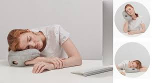 office sleeping pillow. the office sleeping pillow e