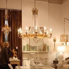designer chandeliers and julie neill s in new orleans popsugar home