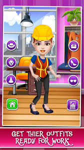 crazy nail hair party salon s dressup makeup and spa makeover games 2 4