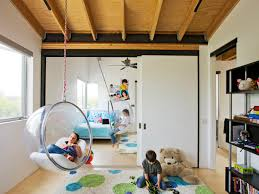 Hanging Chairs in Bedrooms - Hanging Chairs in Kids\u0027 Rooms ...