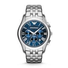 emporio armani ar1787 classic silver mens bracelet watch silver silver · emporio armani ar1787 classic silver mens bracelet watch