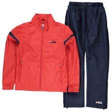 fila jogging suits. fila spencer tracksuit junior jogging suits