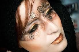 steunk mask how to create a face makeup look beauty on steunk makeup tutorial
