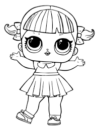 Lol Coloring Pages Free