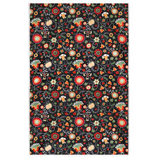 rosenrips fabric black multicolor weight 0 75 oz sq ft width 59