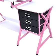 black and pink desk um image for adjule drafting table drawing w stool art tables workspace black and pink desk chair