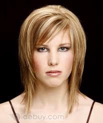 Coiffure Femme Cheveux Mi Long Degrade