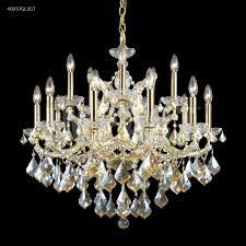 maria theresa 15 arm chandelier