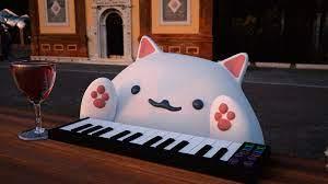 keyboard cat on holiday, joseph hughes