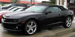 File:2011 Chevrolet Camaro SS convertible -- 04-13-2011.jpg ...
