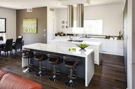 astounding modern kitchen island. Stunning Modern Kitchen Design Ideas Photos White Granite Countertops Round Stainless Steel Bar Stool Astounding Island