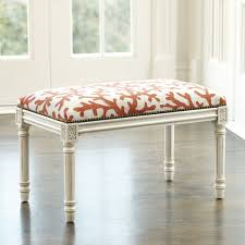 Ballard Designs Footstools Coral Needlepoint Bench Diy Home Decor Pinterest Bench
