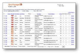 Sales Call List Increase Sales Effectiveness Sage Saleslogix E Marketing