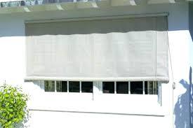 solar shades costco outdoor roller shades outdoor window shades for larger view outdoor window shades