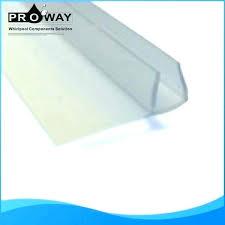 shower door threshold shower threshold seal glass shower door threshold seal glass shower door seal strip shower door threshold