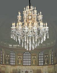 brass decorative classical pendant chandelier wd1132 25