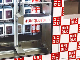 Marketing Vending Machines Extraordinary Uniqlo US To Offer Clothes Via Vending Machines Inside Retail Thailand