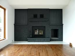 how to paint brick fireplace gray painted brick fireplace painted white brick fireplace ideas