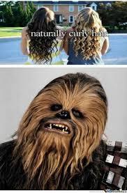 Curly Hair by digitalkaid - Meme Center via Relatably.com