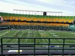 Commonwealth Stadium Edmonton Section U Home Of Edmonton