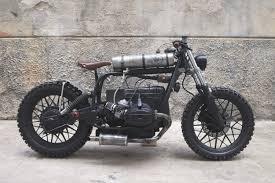 bmw r65 scrambler by delux motorcycles bikebound