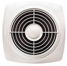 sizing bathroom fan. Broan 504 10-Inch, 350 CFM Vertical Discharge Fan With White Square Grill. Sizing Bathroom