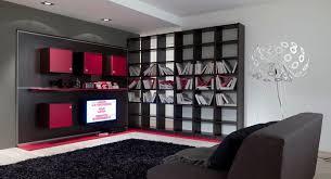 Bookcase Design Ideas stylish softness modern bookcase design ideas by zg group