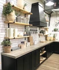 Industrial Small Kitchen Design
