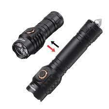 Đèn Pin Lều Chiến Thuật Búa An Toàn Astrolux S43 4X Xp-G3 / Nichia 219C Làm  Mờ Vô Cấp 18350 18650