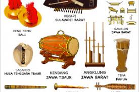Musik daerah memiliki ciri khas yang terletak pada isi lagu, yakni secara. Utakatikotak Com Sosial Media Edukasi Indonesia