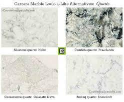 marble looking granite. Plain Granite Four Quartz Countertop Colors That Look Like White Carrara Marblecollage To Marble Looking Granite N