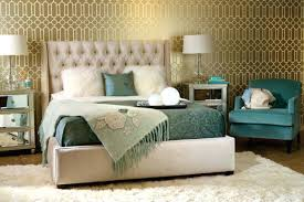bedroom designs chic with a daft tufted headboard for the home