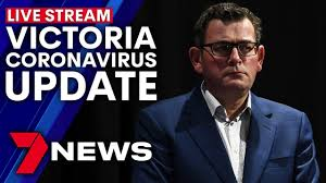 Our positive plan will deliver for every victorian, in every corner of our state. Victoria Coronavirus Update Premier Daniel Andrews Live Press Conference 7news Youtube