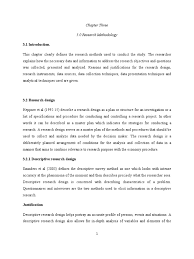 Sampling Design Example In Thesis Writing From Research Will I Learn Secondary Methodology