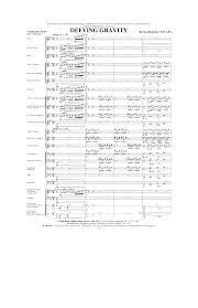 defying gravity sheet music defying gravity by steven reineke j w pepper sheet music