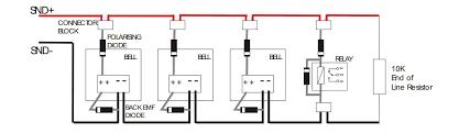 installation manual Resistor for Fire Alarm End Of Line Resistor Wiring Diagram #41