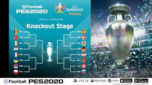 eFootball PES - The UEFA EURO 2020 ...
