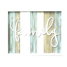 family metal wall decor arch corrugated metal wall decor wooden and wood family family word home