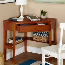solid wood corner desks