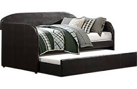 boys daybed with trundle. Fine With La Bayard Brown Daybed With Trundle For Boys With A