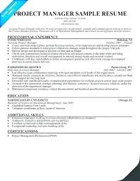 Telecommunication Project Manager Sample Resume Podarki Co