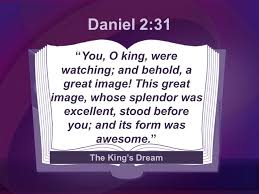 Image result for Daniel 2:31