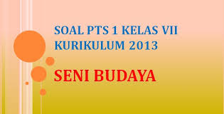 We did not find results for: Soal Penilaian Tengah Semester Pts 1 Seni Budaya Kelas 7 Smp K13