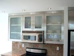 impressive stainless kitchen cabinets cost steel cabinet doors hardware brushed stainless kitchen cabinet hardware