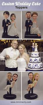 Custom Figurines From Your Photos Cake Toppers Personalized