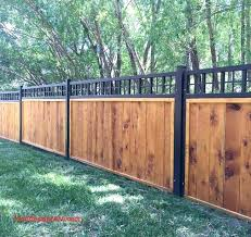 cost to install wood fence panels luxury best fencing ideas on build l install wood fence how