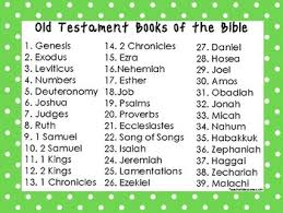 2 Quick Reference Green Border Books Of The Bible Wall Charts