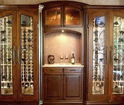 custom wine cabinets. Brilliant Cabinets Beautiful Wood Wine Cellar In Tiburon California In Custom Wine Cabinets I