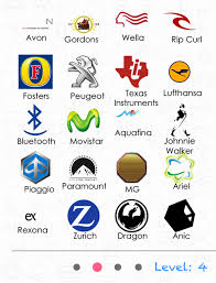 Logos Quiz Answers Level 4: iPhone/iPad/Android   Vault Feed