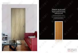 grand bedroom door veneer laminated wood door simple bedroom door design